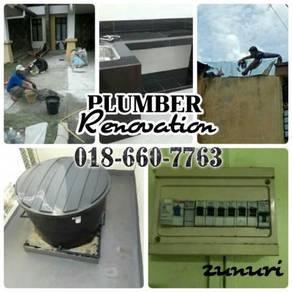 Tukang elektrik,tambah point&alih meter TNB p6