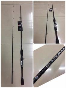 ABU GARCIA BLACKMAX BC Fishing Rod - Joran Pancing