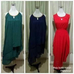 Dress butik murah