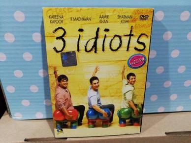 DVD 3Idiots