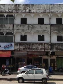 3-storey Shoplot, Off Jalan Wong Ah Jang, Kuantan for Sale
