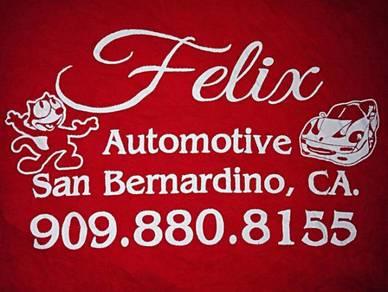 Authentic FELIX AUTOMOTIVE SzS Polo Shirts