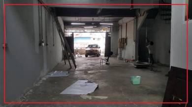 1.5 Sty Factory Desa Tun Razak Access to KL & Kajang (Q395)