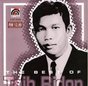 The Best Of Taib Ridon CD