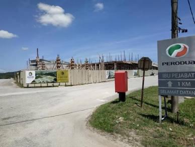 Serendah New Terrace Factory