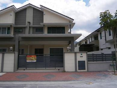 Double Storey SemiD at Bandar Meru Raya