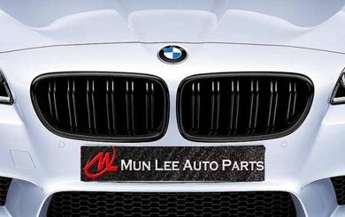 BMW F10 5-Series Upgrade Black Gloss Grille