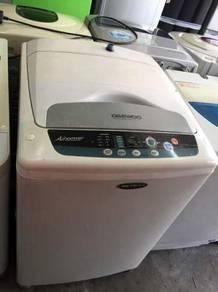 Refurbish 10kg Daewoo Mesin Basuh Washing Machine