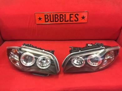 Bmw E87 E82 xenon projector head lamp