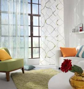 Luxury Curtain + Motorised