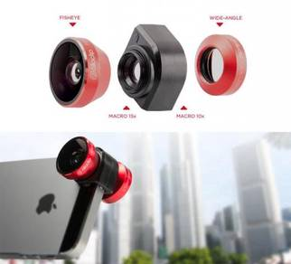 Olloclip 4-IN-1 Lens Kit for iPhone