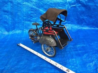 Miniature Trishaw/Beca Miniature