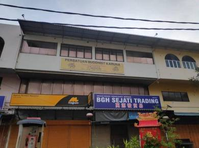 2unit of Shop Lot a Lorong Meranti Bukit