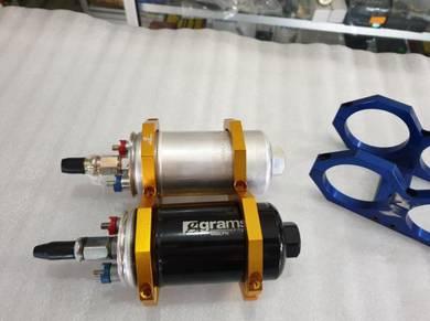 Aeromotive braket twin external 044