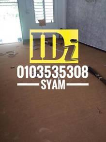 Karpet loop 3mm, carpet pejabat siappasang /3wxe