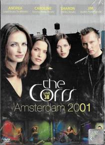 The Corrs Live 38 Amsterdam 2001 DVD