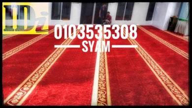 Carpet masjid kedah / idi karpet PEJABAT / L9IM