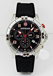 WENGER SQUADRON Series Men Chronograph Watch 77055