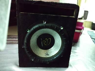 Speaker woofer box 12inci