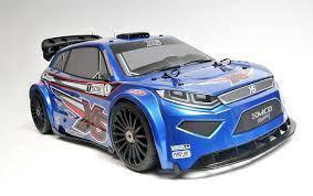 MCD 1.5 rc rally car