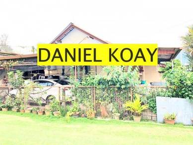 { Large Land Single Storey Title ready } Jalan Taylor Greenlane