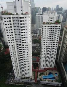 [3+1 bedroom] Angkasa impian ll Bukit Ceylon Bukit Bintang