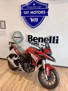 Benelli TRK251 SE Low Deposit Promo !!