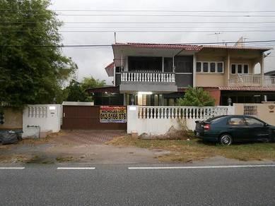 Double Storey SEMID at Jalan Sultan Azlan Shah Selatan