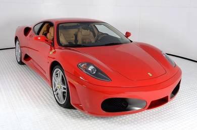 Ferrari f430 f458 f1 brake pad set