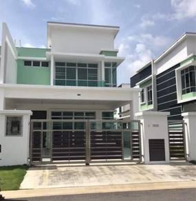 Taman Kempas Utama Type New Two Storey Cluster House