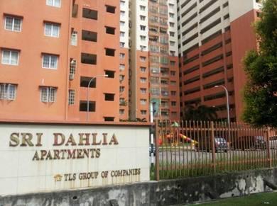 Sri Dahlia Apartment, Sungai Chua, Kajang, Selangor