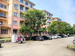 [NONBUMI LOT, HOT AREA, EASY ACCESS MRR2 LDP] Apartment Saujana