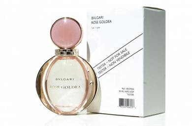 Bvlgari Rose Goldea Tester Perfume