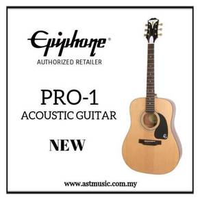 Epiphone PRO-1 Pro One Acoustic Guitar #Natural