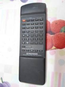 PIONEER CU-XR-010 Audio System Remote Control