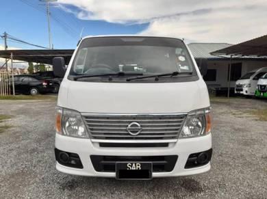 Used Nissan Urvan for sale