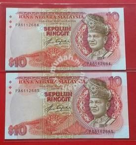 RM10 Siri 5 Aziz Taha PA6112684-85 (2 pcs)