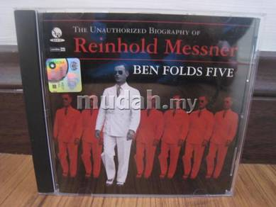 CD Ben Folds Five - Reinhold Messner