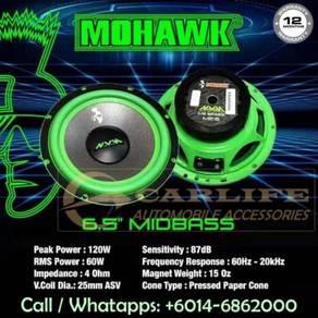 Mohawk 6.5
