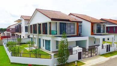 Perdana Residence | 2 Storey House Facing Garden | Gated Guarded