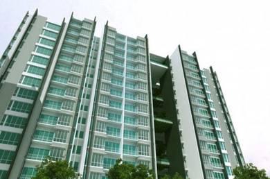 Green park residence, serdang for sale