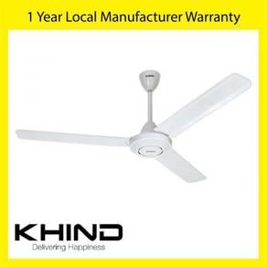KHIND 60''Ceiling Fan CF615(White,New arrival)