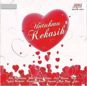 Untukmu Kekasih 16 Lagu Cinta Romantic CD