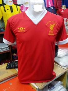 Liverpool Home Kit 1981/82 (European Final) REPRO