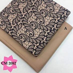 Kain Cotton High Quality & Murah CM2077-82