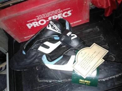 Prospec vintGe leather tapak baru