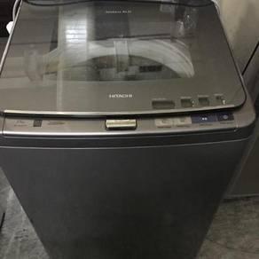 Hitachi top load 13kg washing machine