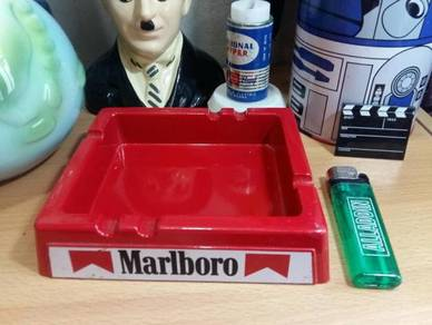 Ash tray Bekas Abu Collection MARLBORO VINTAGE