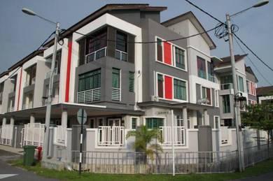 Homestay  7 bilik (18pax) di pusat Bandar Melaka