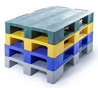 Heavy Duty Euro Plastic Pallet